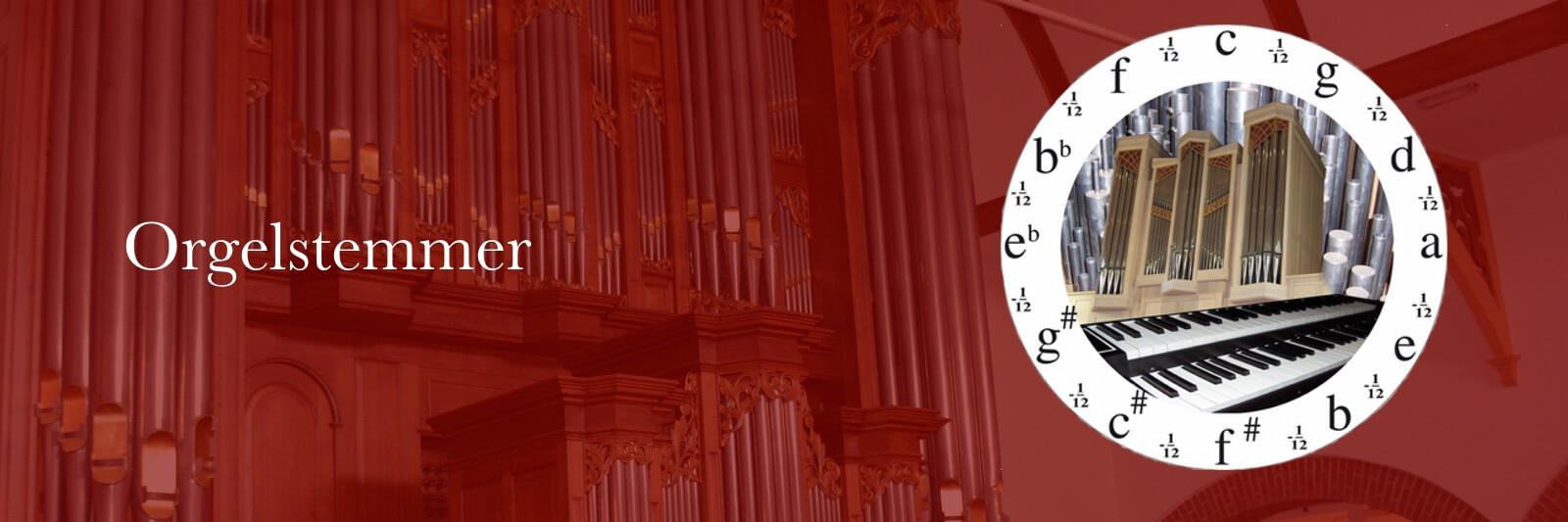 Orgelstemmer